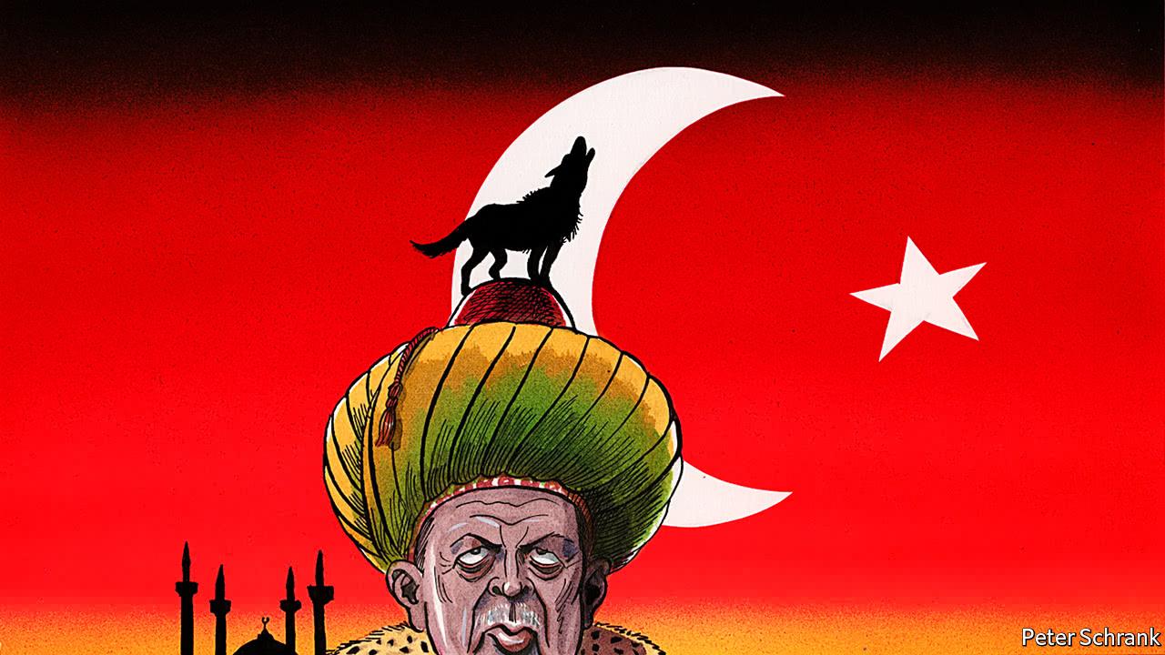 A challenge to Turkey's Erdogan