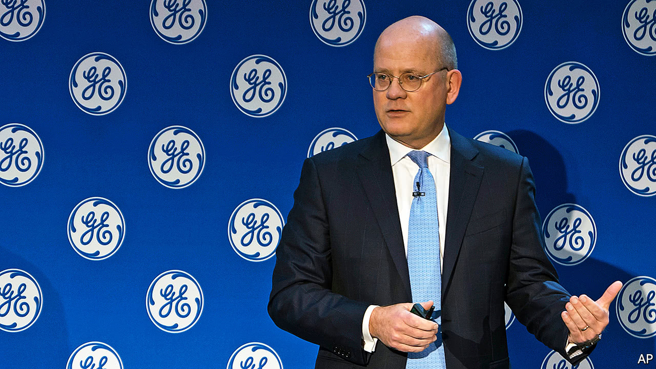 Flannery unveils his strategy to revive GE