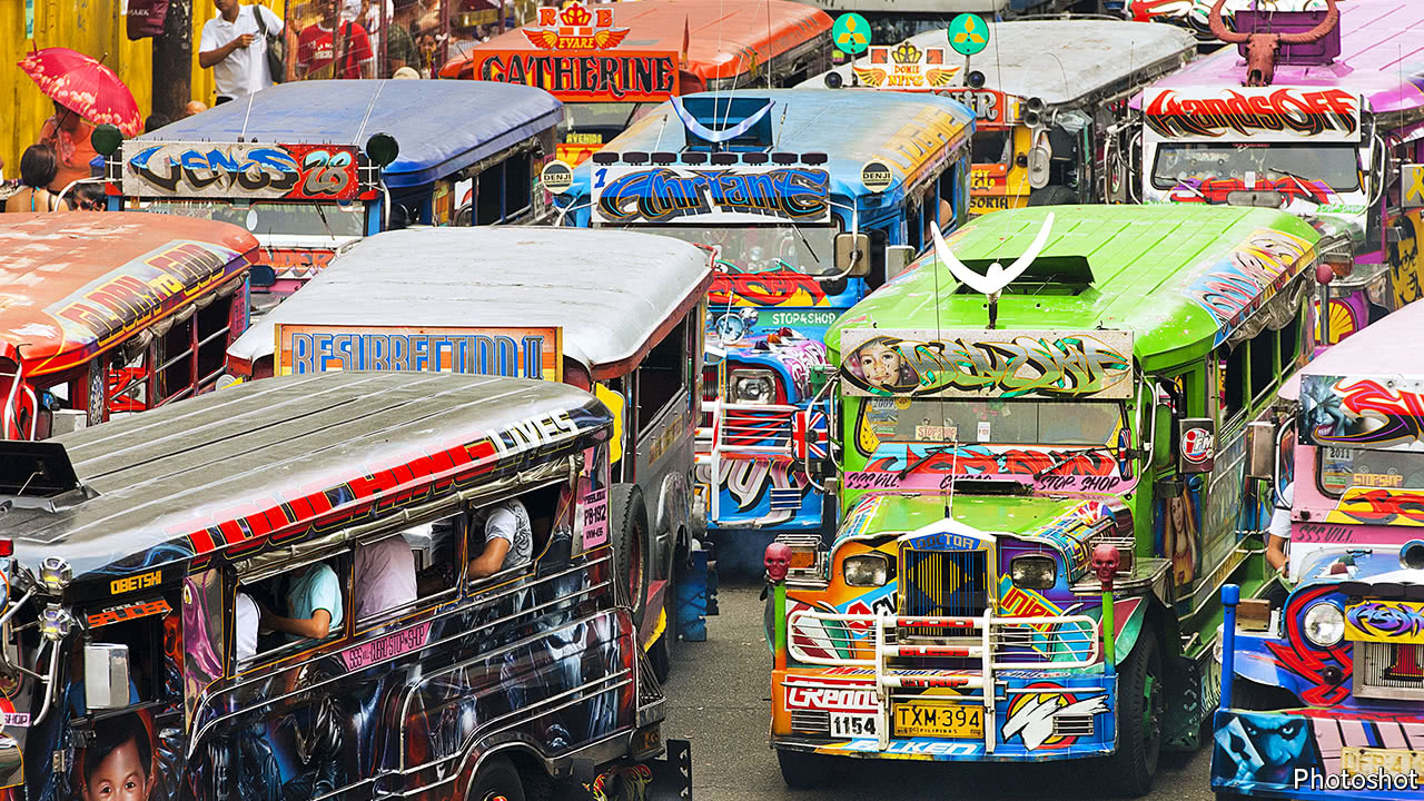 The Philippine government declares war on a beloved vehicle