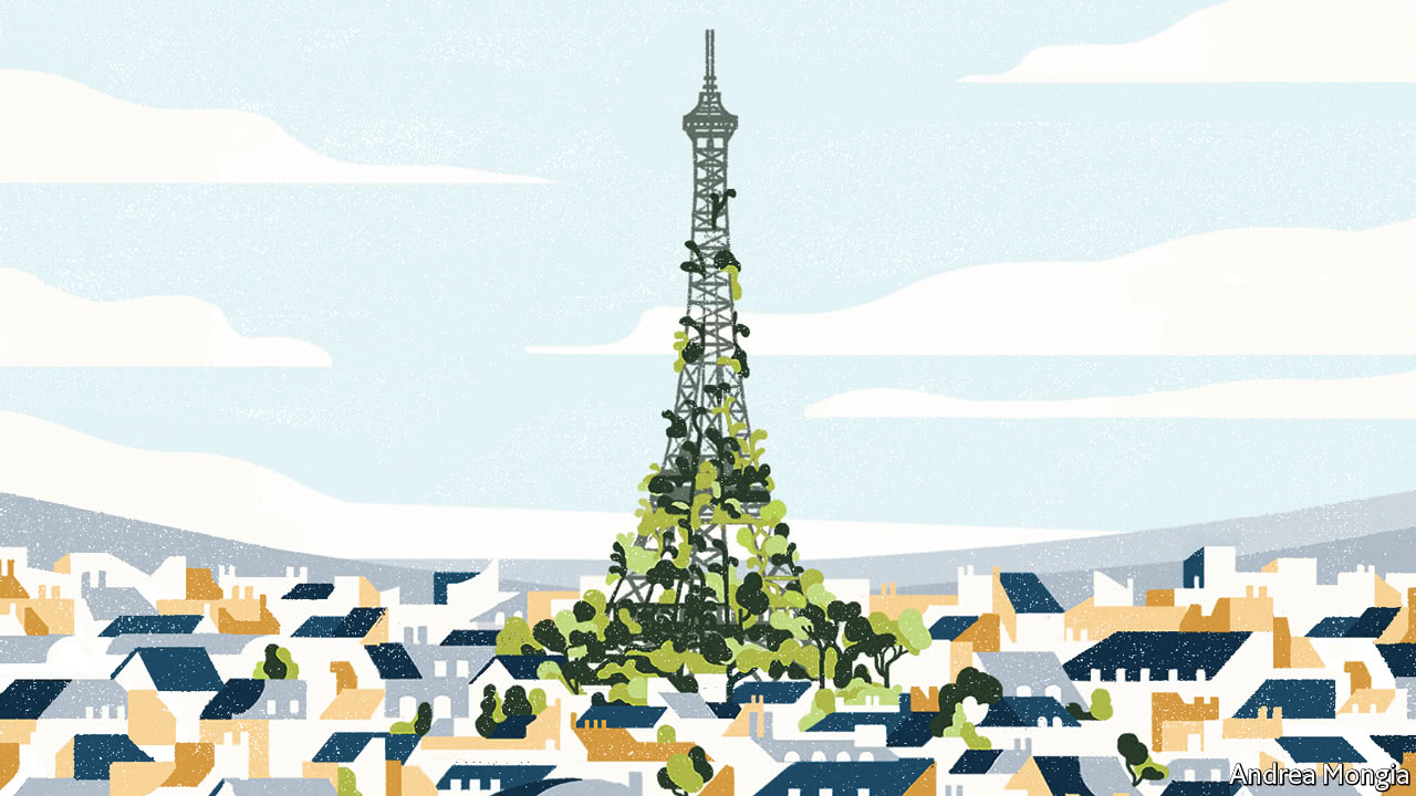 New life for the Paris climate deal