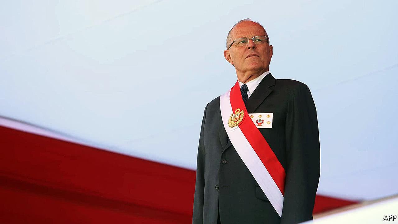Peru's presidential hostage