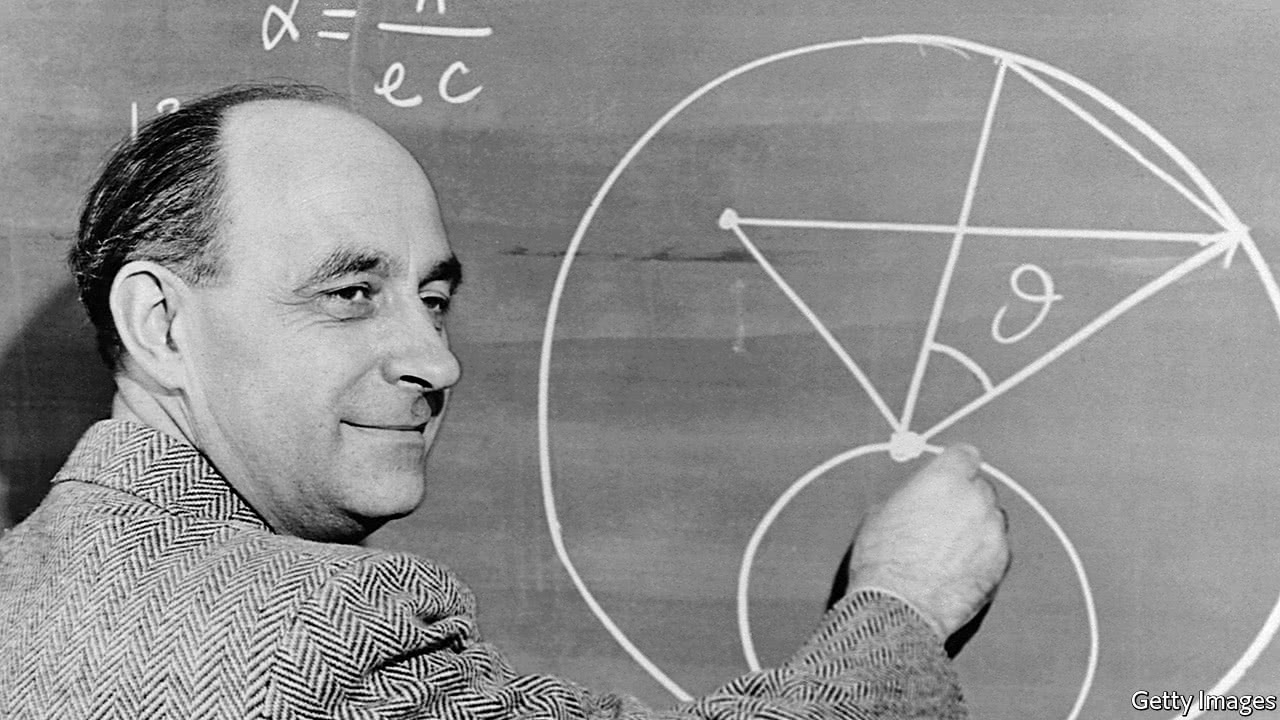 a biography of enrico fermi Enrico fermi won the nobel prize in physics in 1938 he led the manhattan project's effort to create the first man-made and self-sustaining nuclear chain reaction.