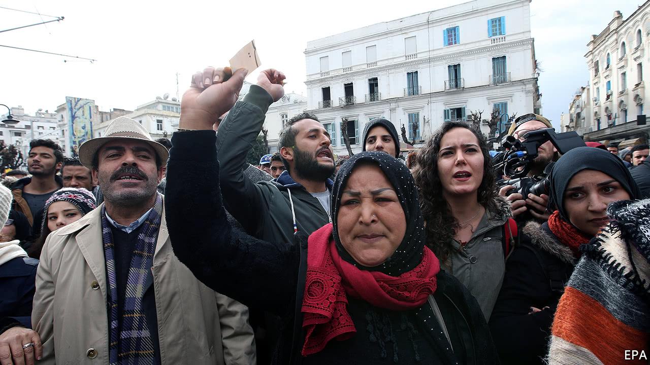 Tunisians are losing faith in the ballot box