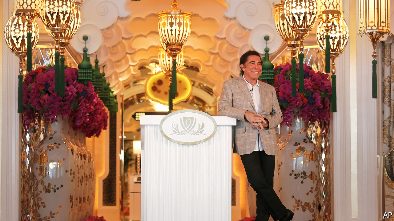 Sexual misconduct allegations against Steve Wynn hurt his empire