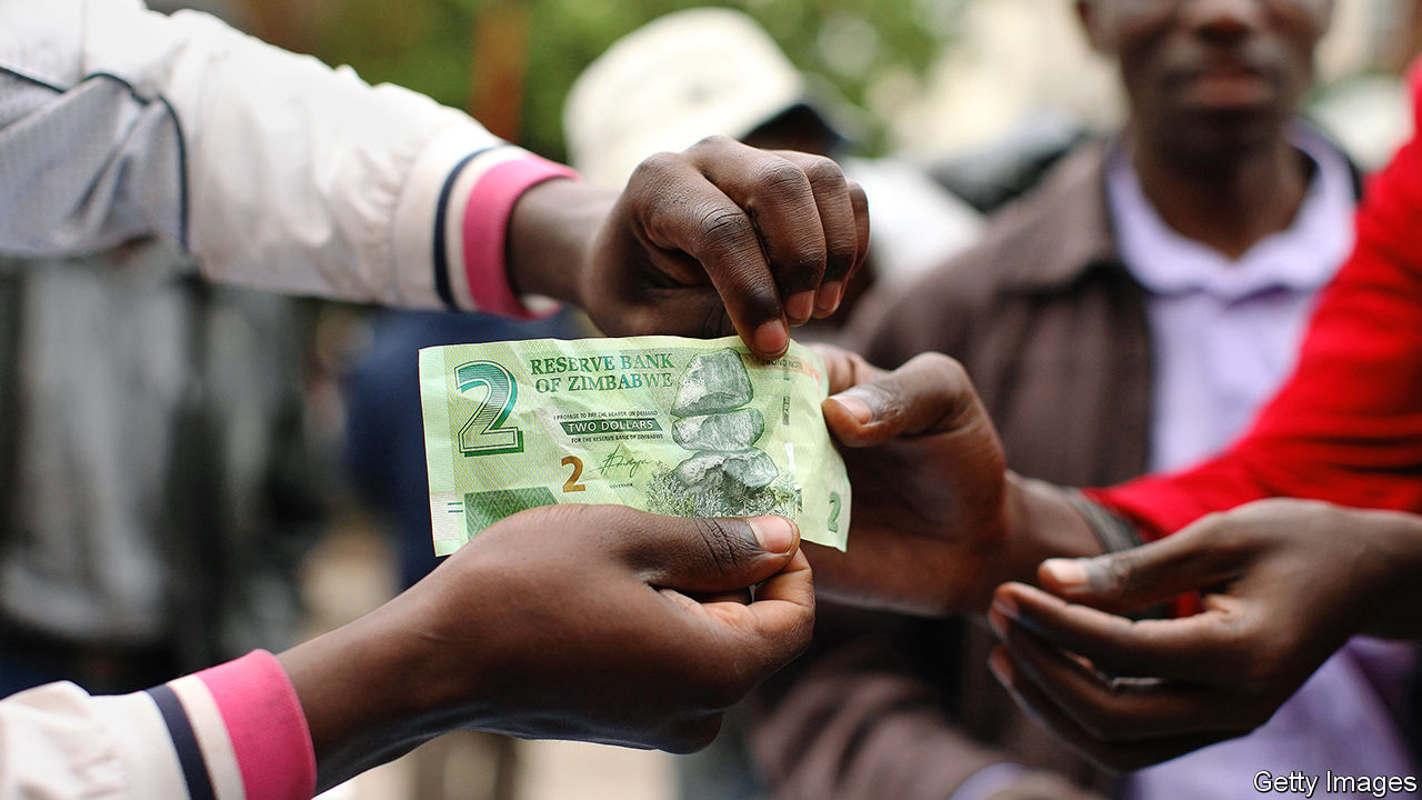Zimbabwe\'s new president may not be able to fix the economy | The ...