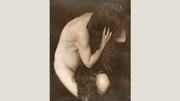 Nude (Mary Warner), (ca. 1907)