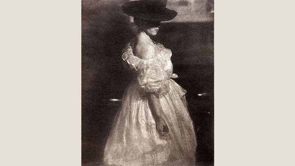 Study in Tonal Values III (Mary Warner), (1908)