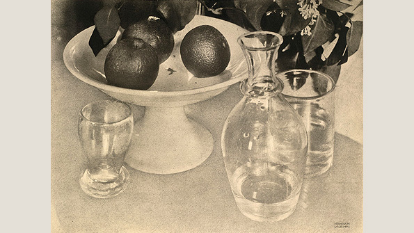 Still-Life with Fruit Bowl, (ca. 1908)
