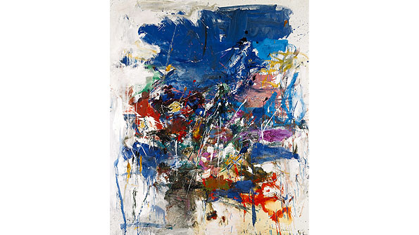 "Joan Mitchell  ""Untitled"" (1960) sold for $9,322,500"