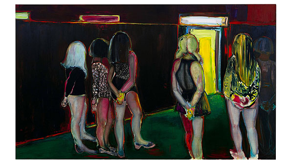 "Marlene Dumas ""The Visitor"" (1995) achieved $6,331,706"