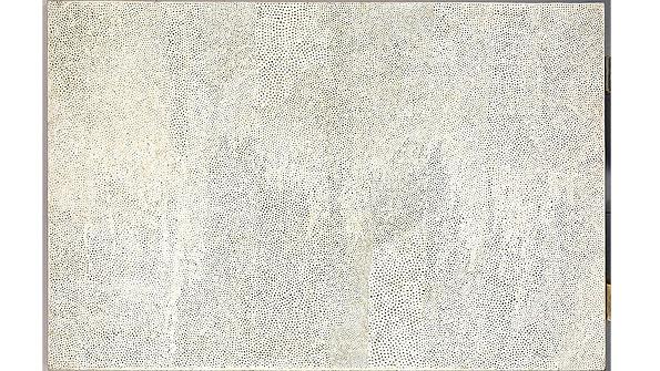 "Yayoi Kusama ""No. 2"" (1959) sold for $5,794,500"
