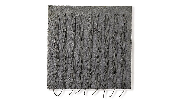 "Eva Hesse ""Iterate"" (1966) sold for $4,520,000"