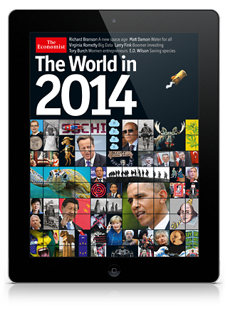 The World in 2014