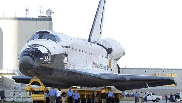 spacecraft and space shuttle difference - photo #18