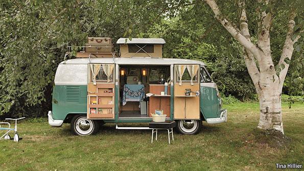 Life On The Open Road Camper Vans
