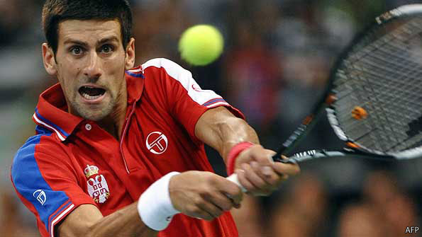 The Djok S On Sponsors Marketing Tennis Stars