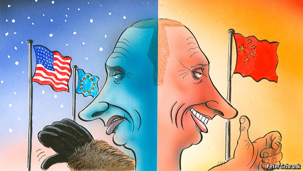 america and russia relationship