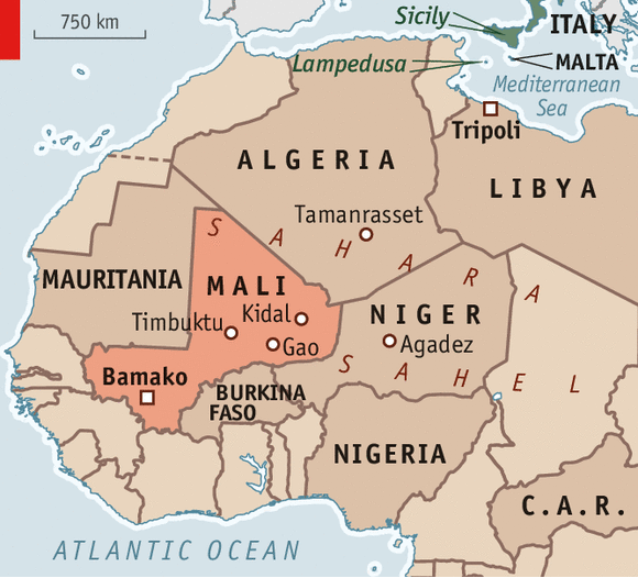 The War Is Far From Over Mali And The Sahel