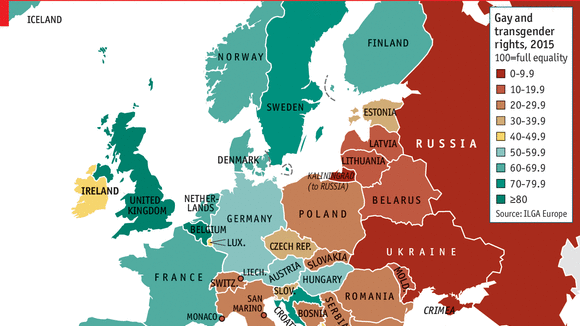 Gay marriage europe