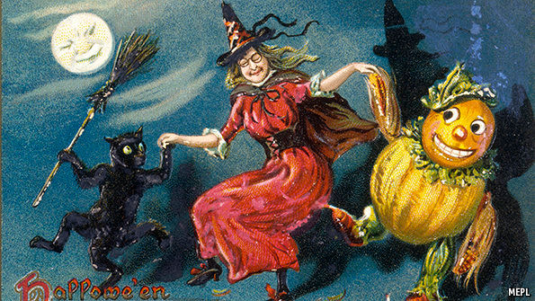 The meaning of Halloween - The Economist explains