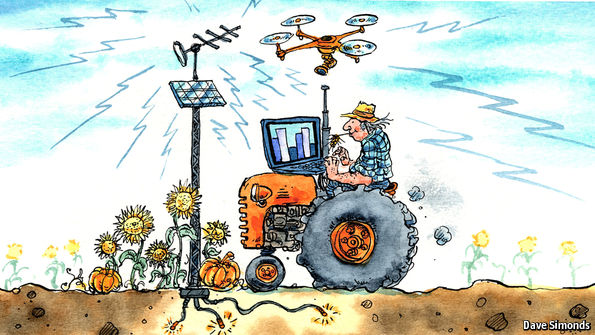Tv Dinners Precision Agriculture