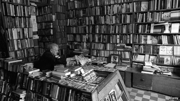 The story of Shakespeare and Company, a purveyor and part of literary history