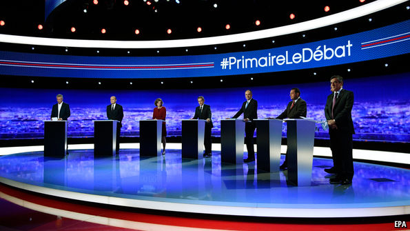 Why French political parties are staging America-style primaries