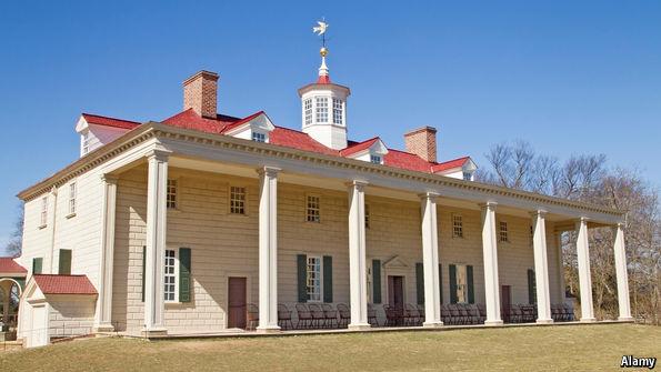 The spectre of slavery haunts George Washington's house