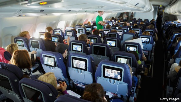 American Airlines Does Away With Seat Back Entertainment