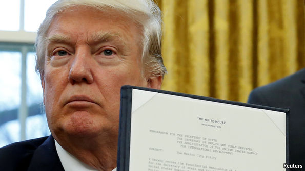 What is the scope of a president's executive orders?