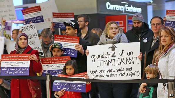 How Donald Trump's immigration edict will affect American tourism