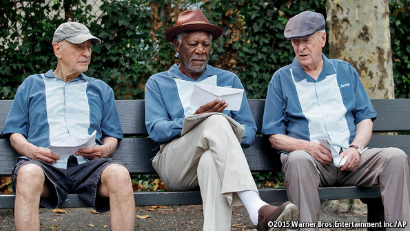 hollywood s depictions of the elderly are tired clichés old fare
