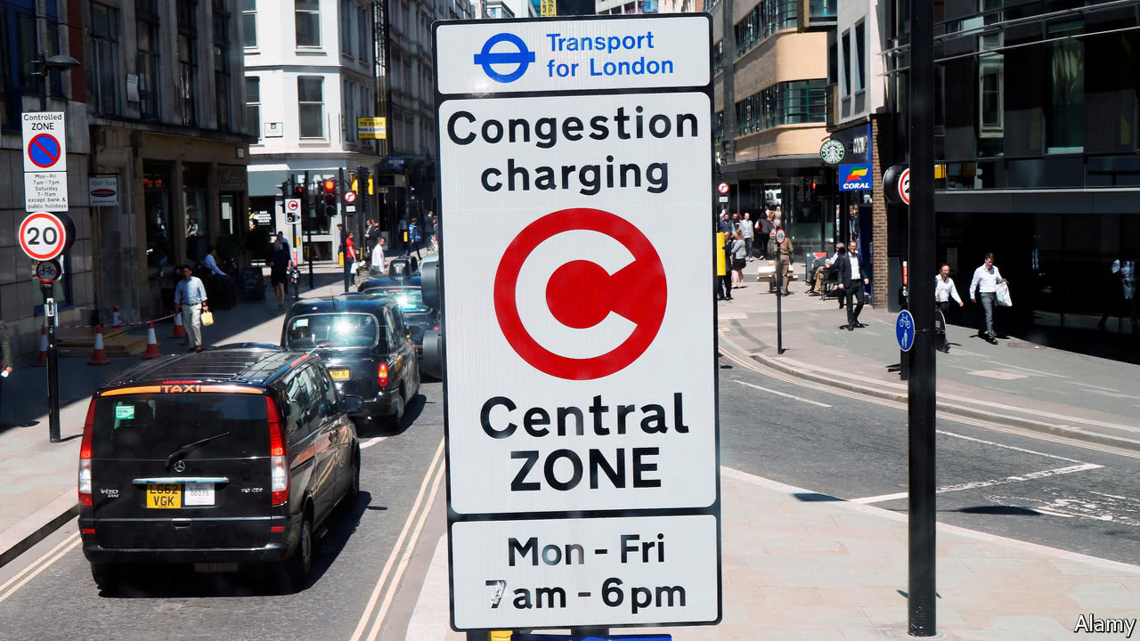 Donald Trump considers congestion pricing for American cities