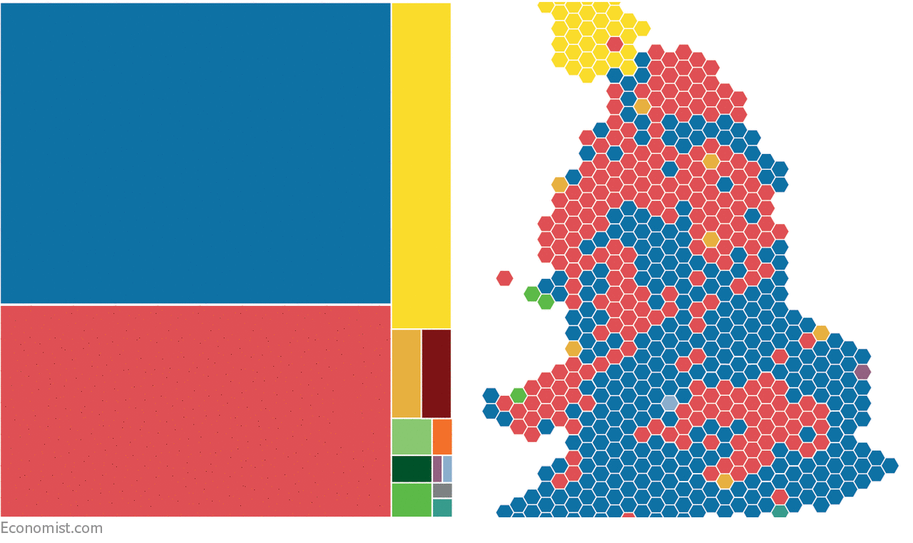 Britains General Election The Results - Live interactive map us election