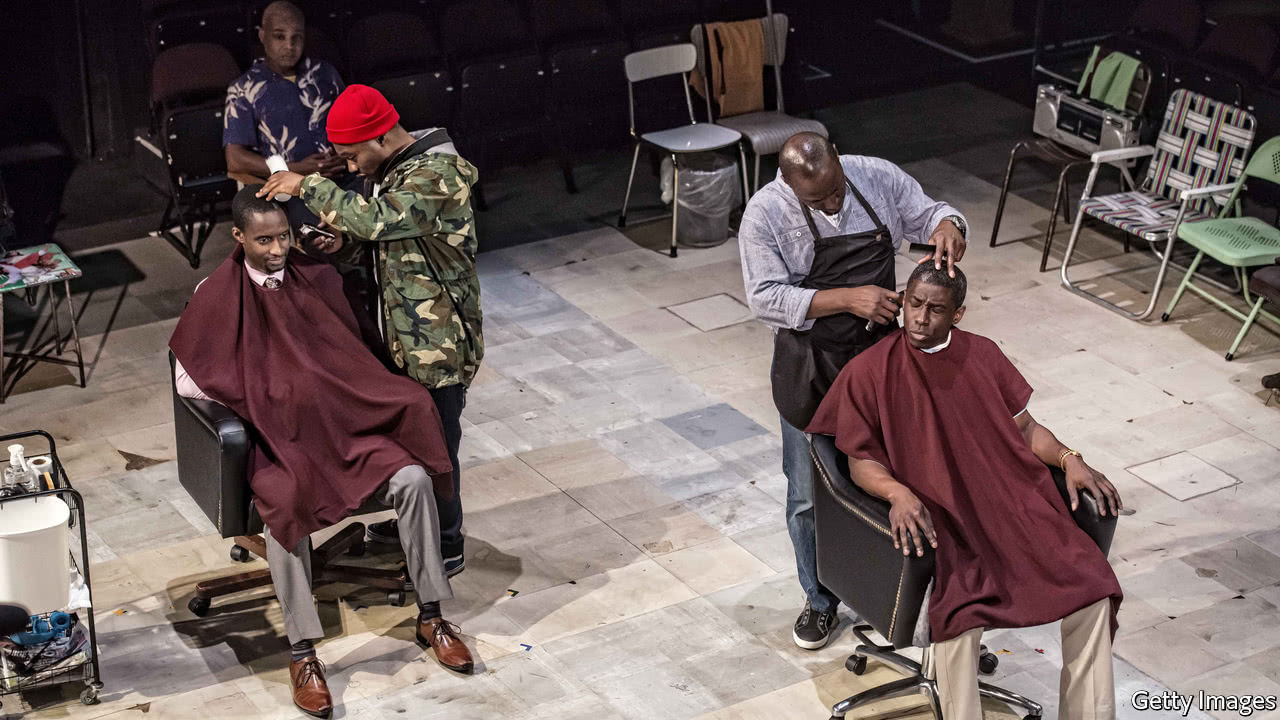 Barbershops as confessionals, newsrooms and therapists