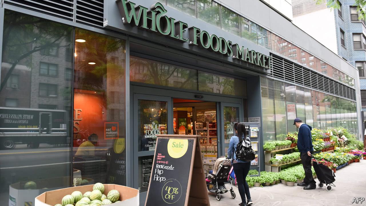 Amazon's big, fresh deal
