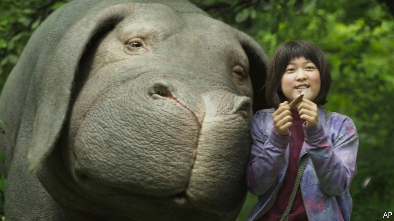 Netflix announces Dolby Atmos support for one movie, Okja
