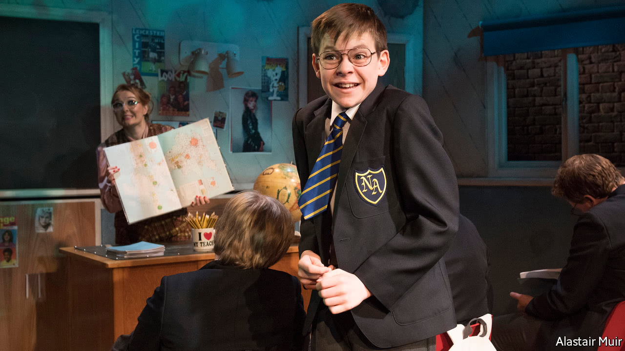 A new musical aims to introduce Adrian Mole to a younger generation