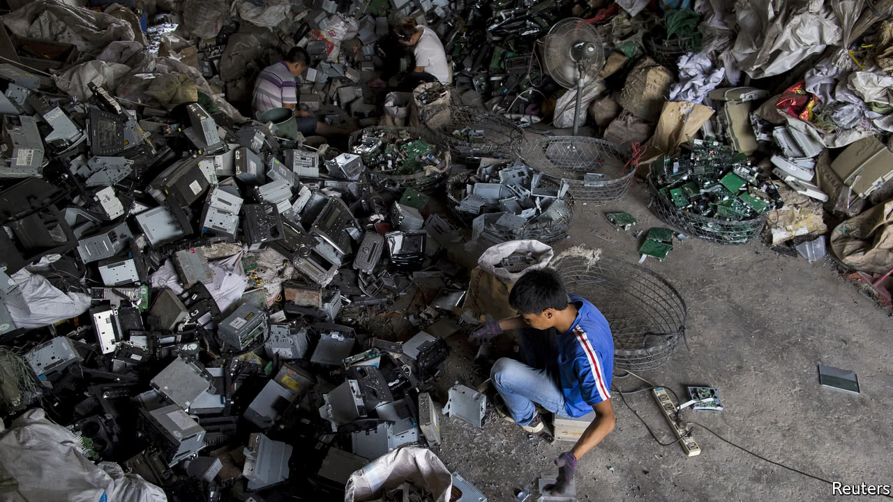 Why China is sick of foreign garbage