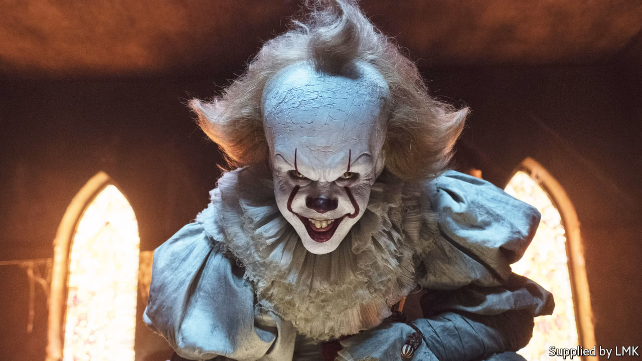 Pennywise, pound the box office. 'It' looks like a hit