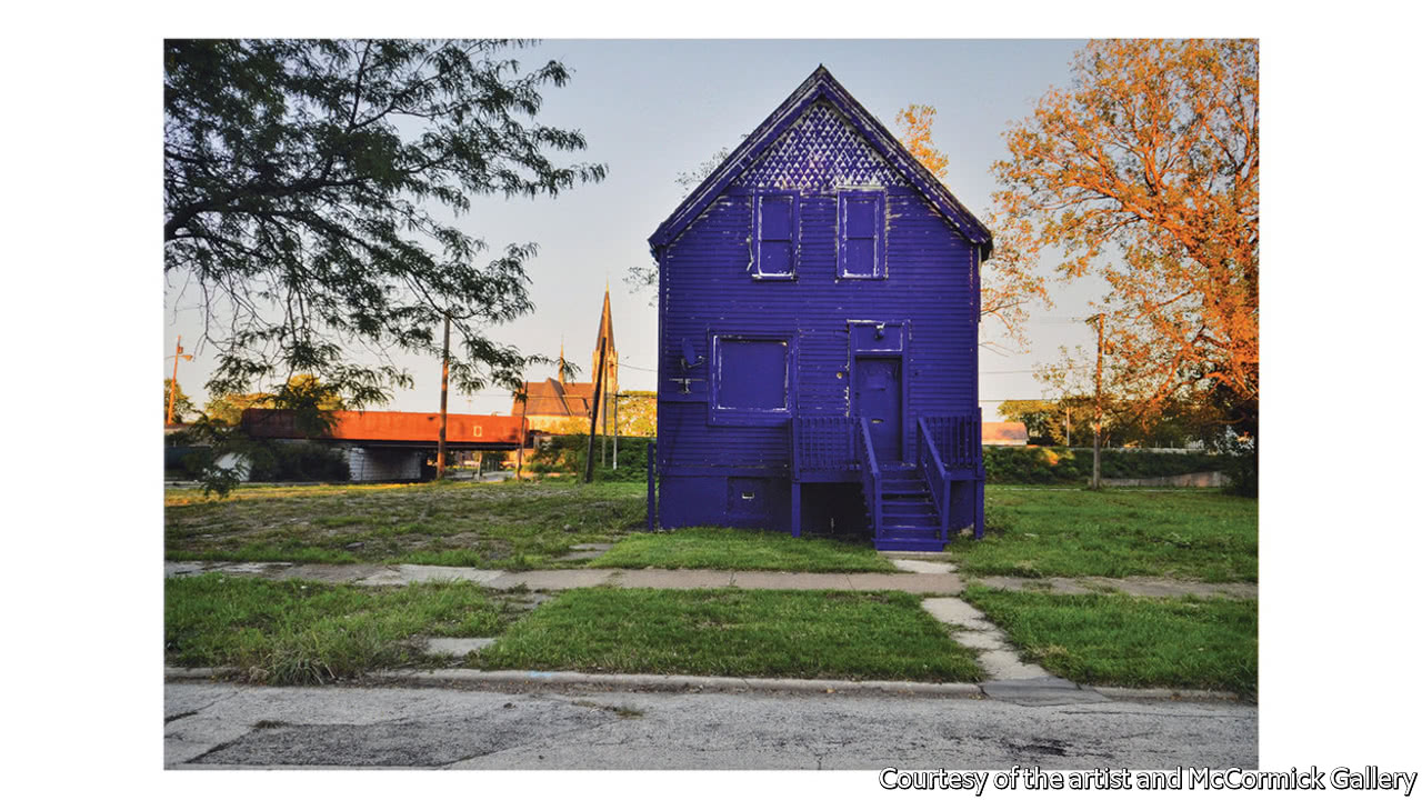 A colourful way of bringing attention to South Side Chicago