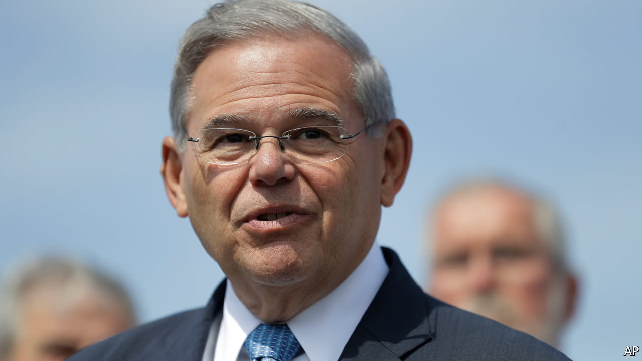 Menendez trial: Prosecutors detail gifts the senator received from co-defendent