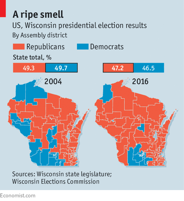 The Supreme Court ponders whether gerrymandering has gone too far ...