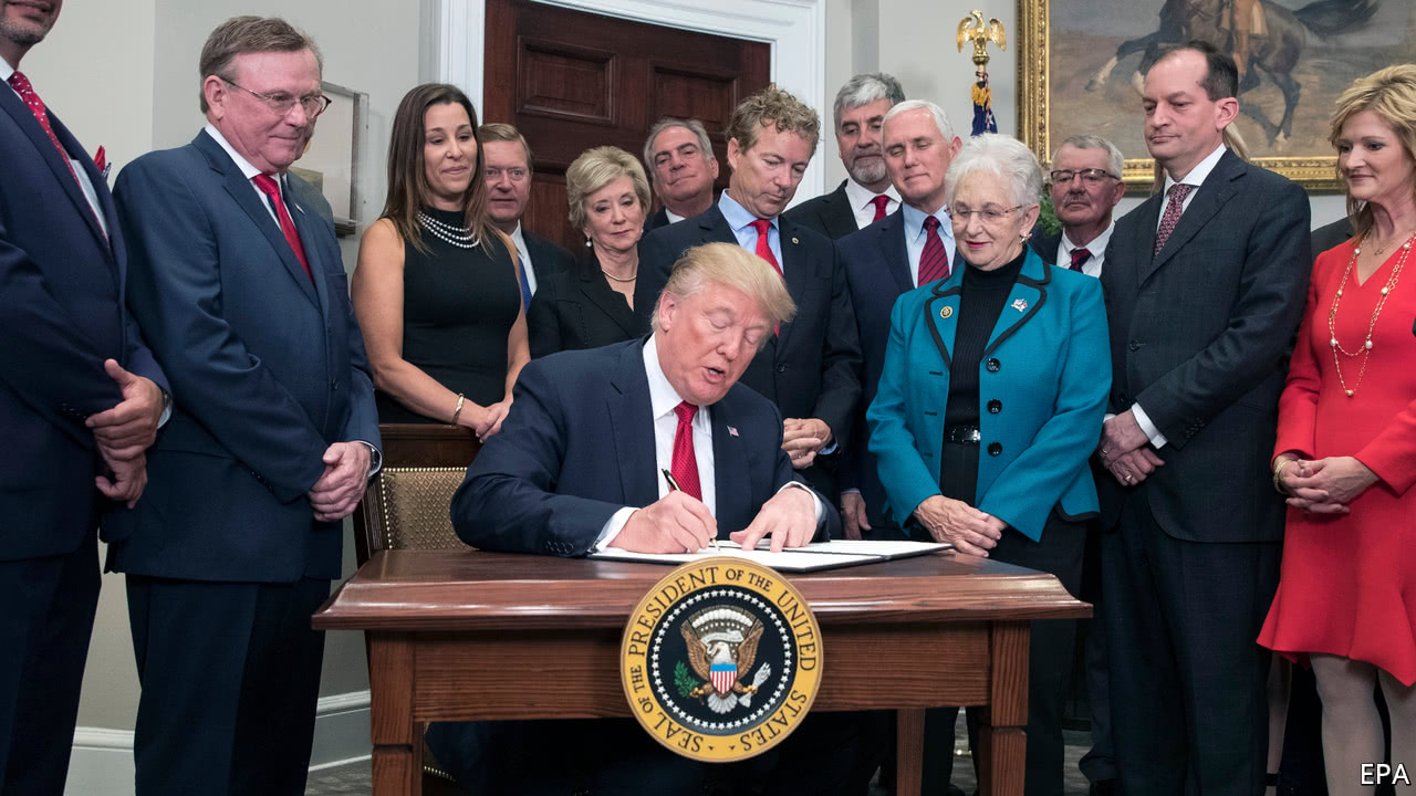 Donald Trump S Health Care Orders Will Hurt Middle Class Self Employed Americans Street Level