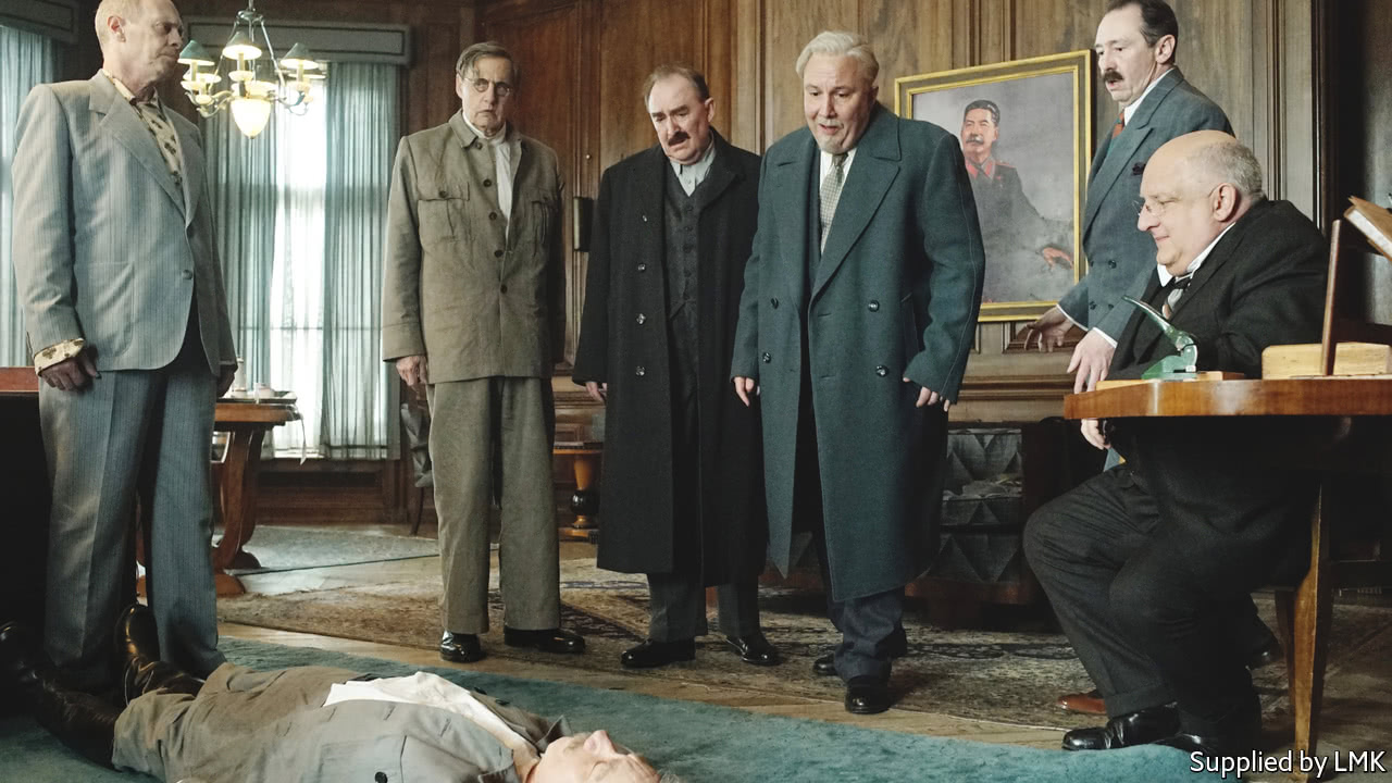 """""""The Death of Stalin"""" is a precarious comedic experiment"""