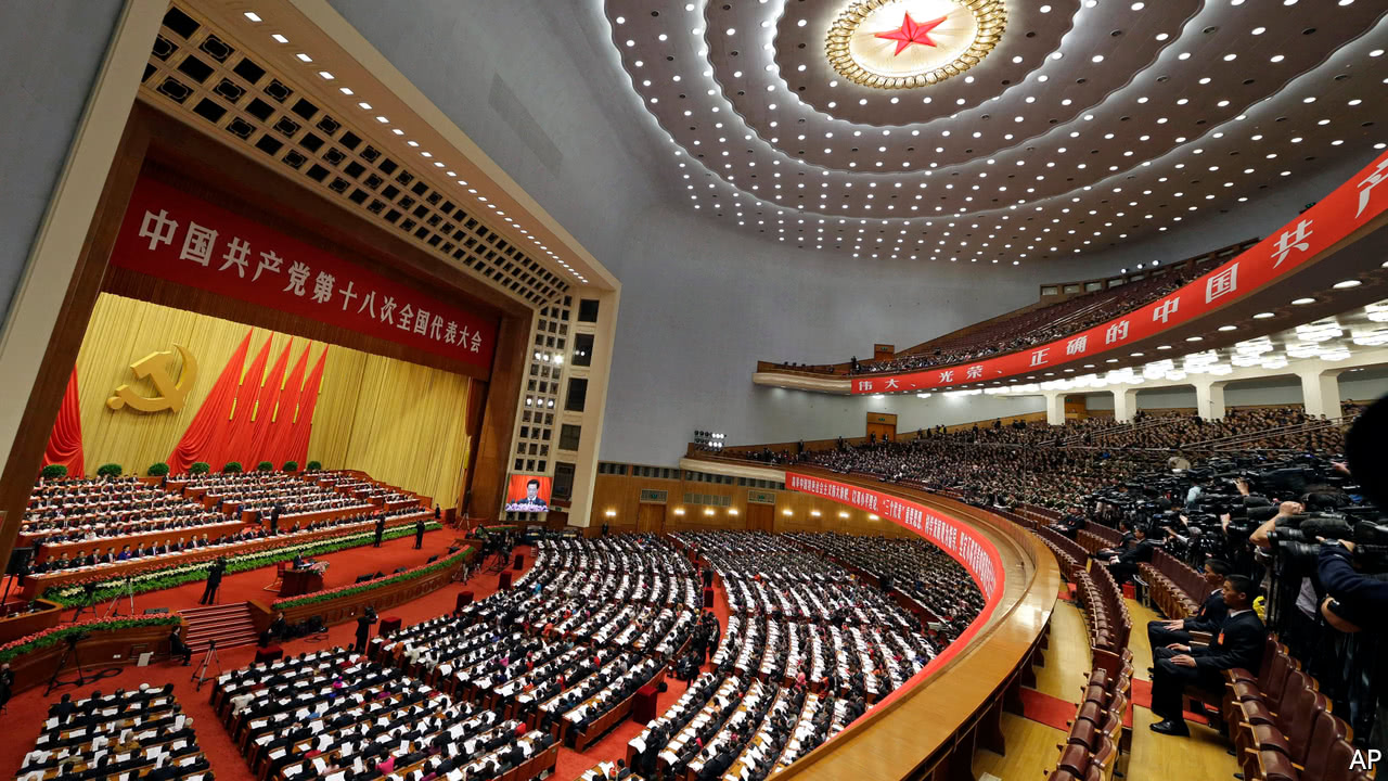 What is China's 19th Communist Party congress and why does it matter?