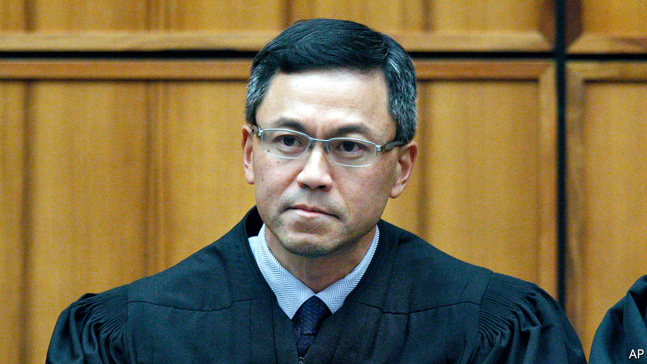 Federal judge challenges Trump travel ban