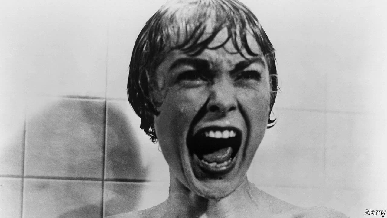 Resultado de imagen de psycho shower scene