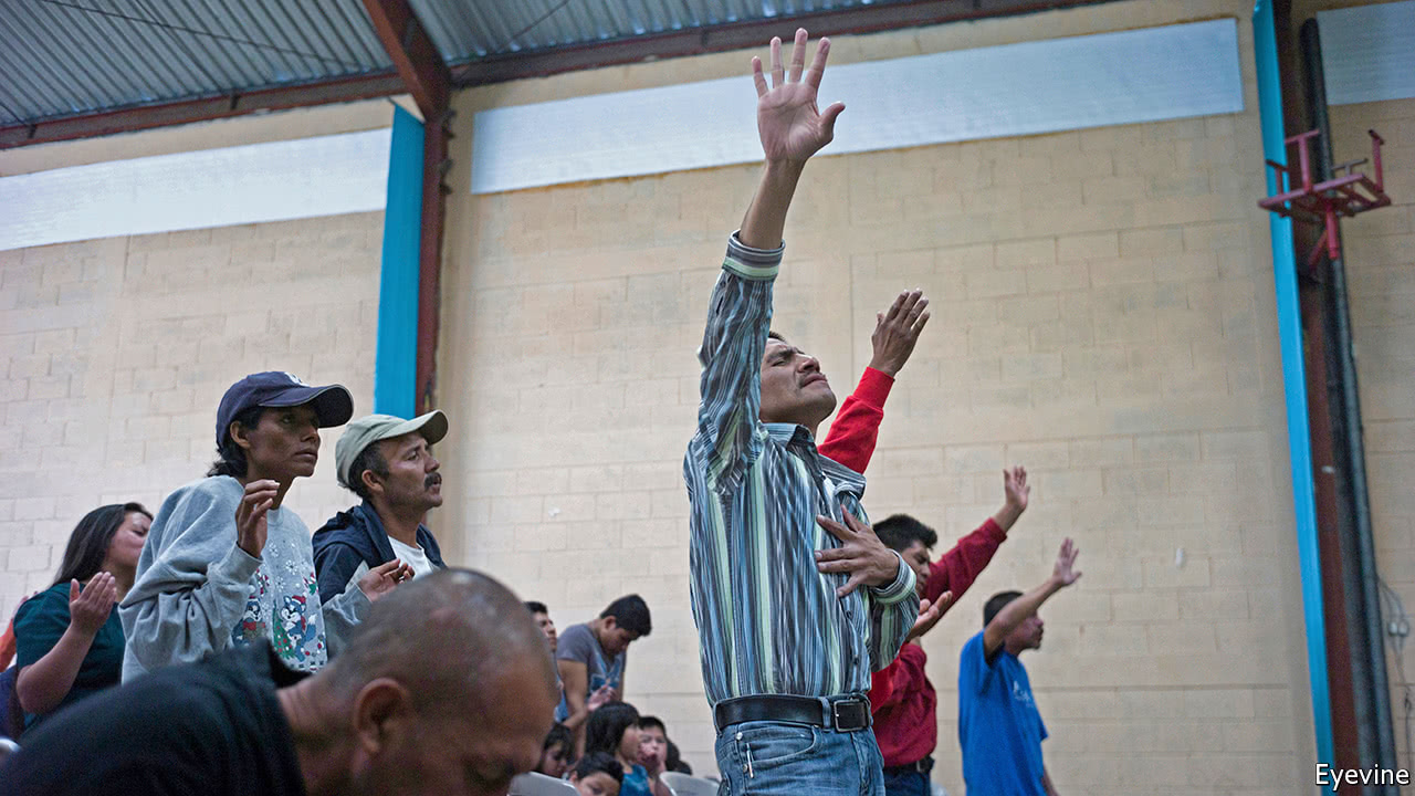 Why is Protestantism flourishing in the developing world?