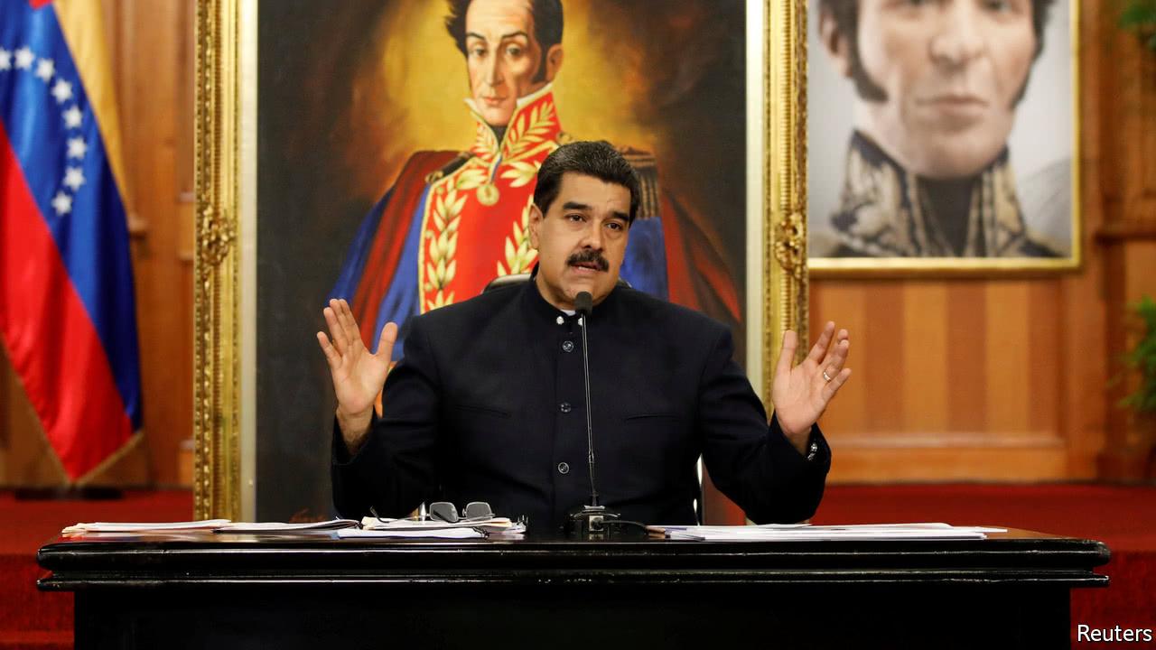 U.S.  imposes sanctions against 10 Venezuelan officials over election